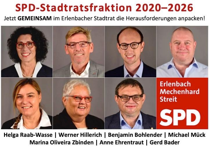 Konstituierung Fraktion 2020-26