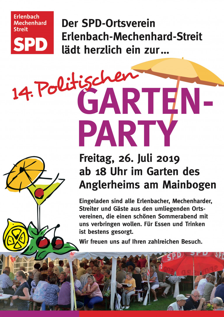 Gartenparty 2019