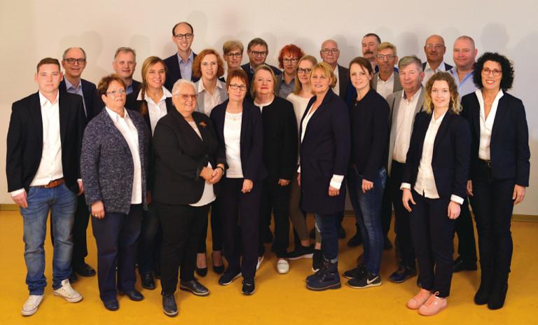 Gruppenfoto Stadtratskandidaten