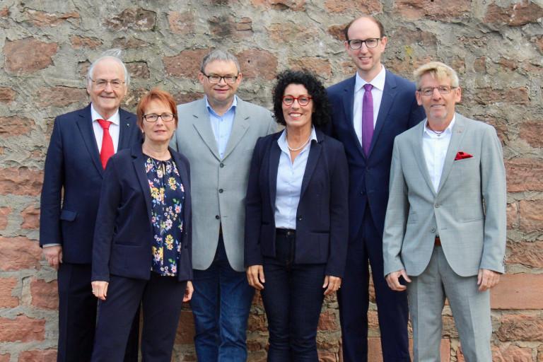 Erlenbacher Kandidaten Kreistagswahl 2020